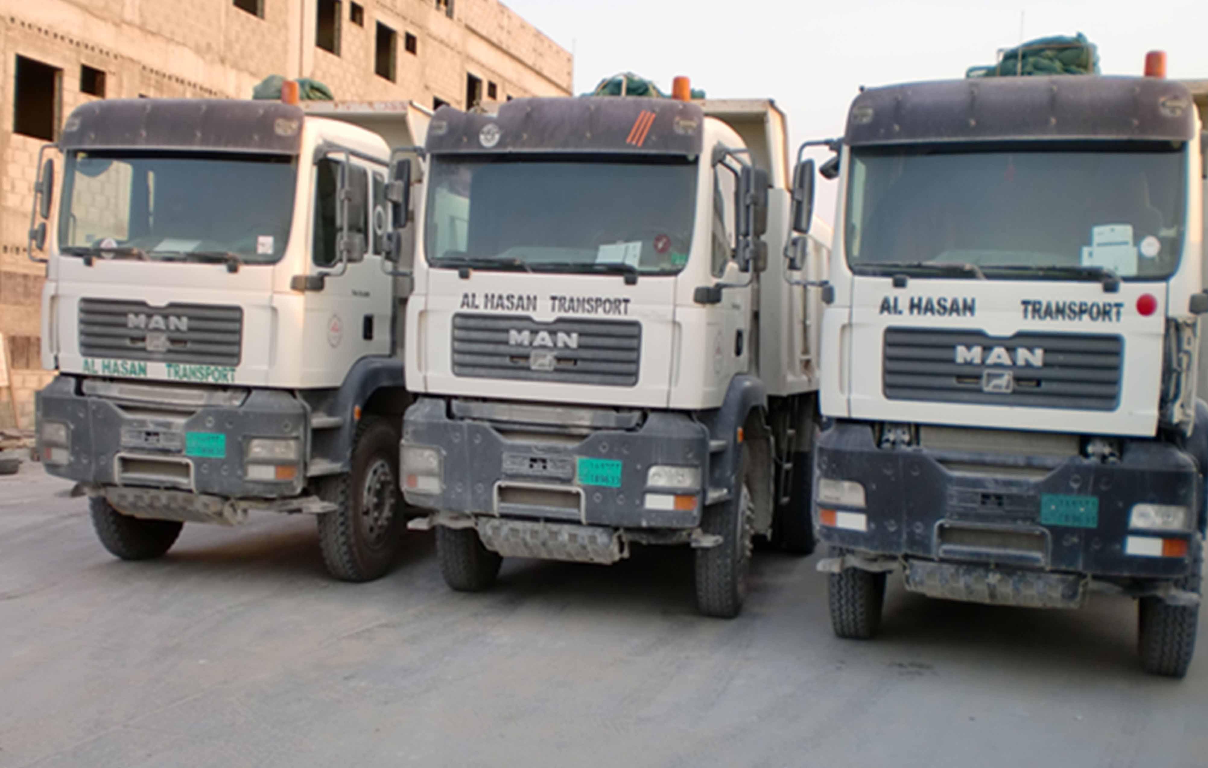 Al Hasan Transport Amp Equipment